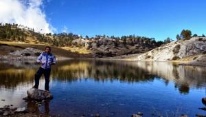 Viaje a Laguna de Ordoñez y Mirador Juan Diéguez Olaverri en Huehuetenango | Julio 2017