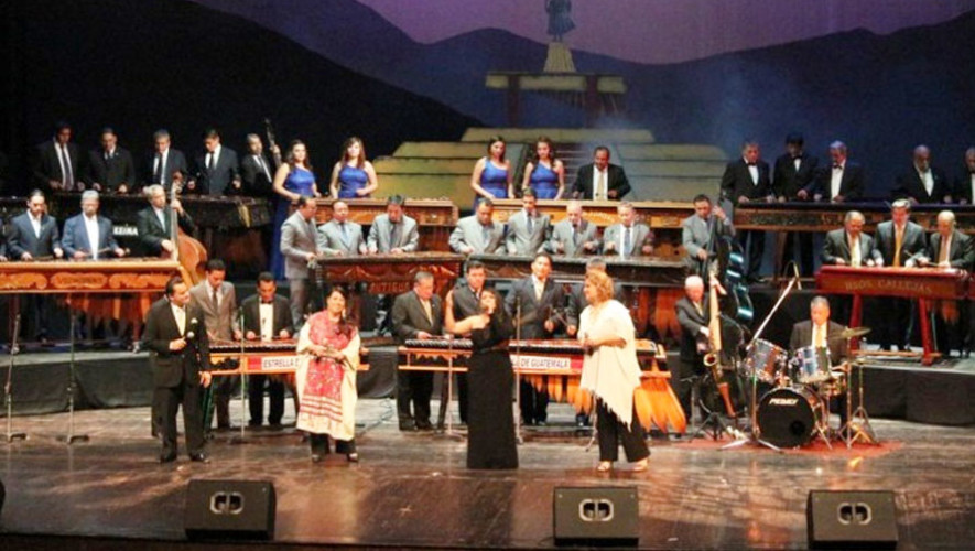 XXXVII Festival de Marimba Paiz   Septiembre 2017