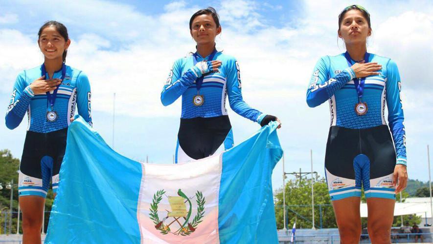 Los guatemaltecos buscaron sumar puntos para el clasificatorio al Mundial de Patinaje que se realizará en septiembre. (Foto: Federación Deportiva Nacional de Patinaje de Guatemala)