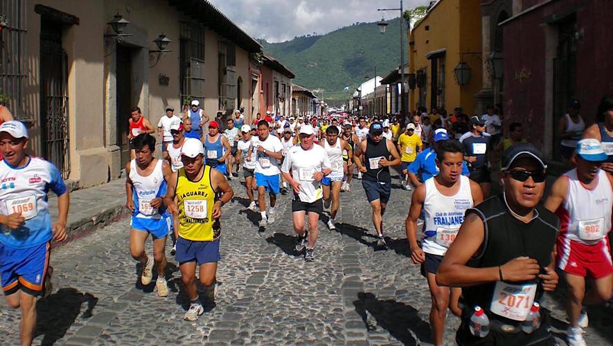 XXXVI Medio Maratón Las Rosas en Antigua Guatemala | Julio 2017