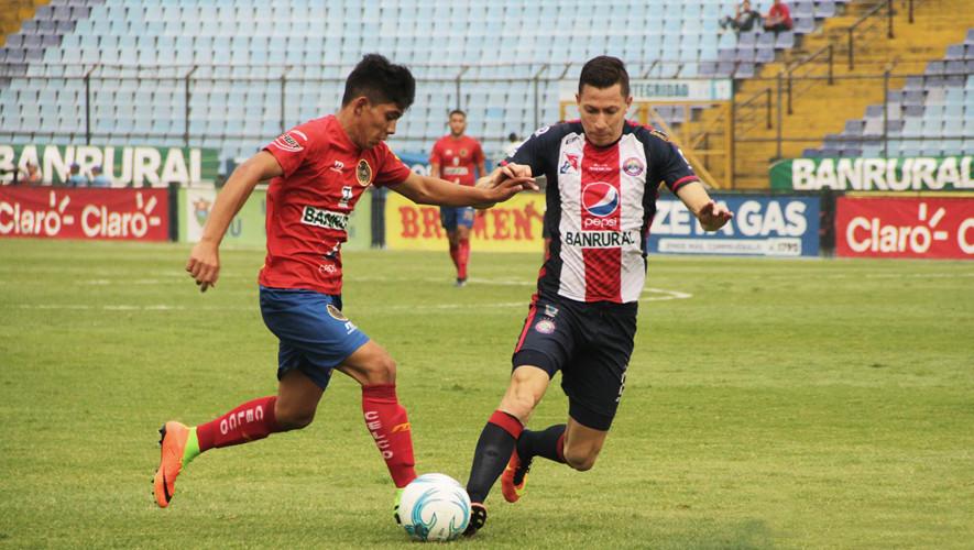 Partido de Municipal vs Xelajú por el Torneo Apertura| Julio 2017