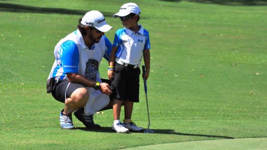Dos niños guatemaltecos consiguieron una actuación destacada en el campeonato celebrado en Costa Rica. (Foto: U.S. Kids Golf)