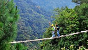 Visita al parque ecológico Pino Dulce en Jalapa | Julio 2017