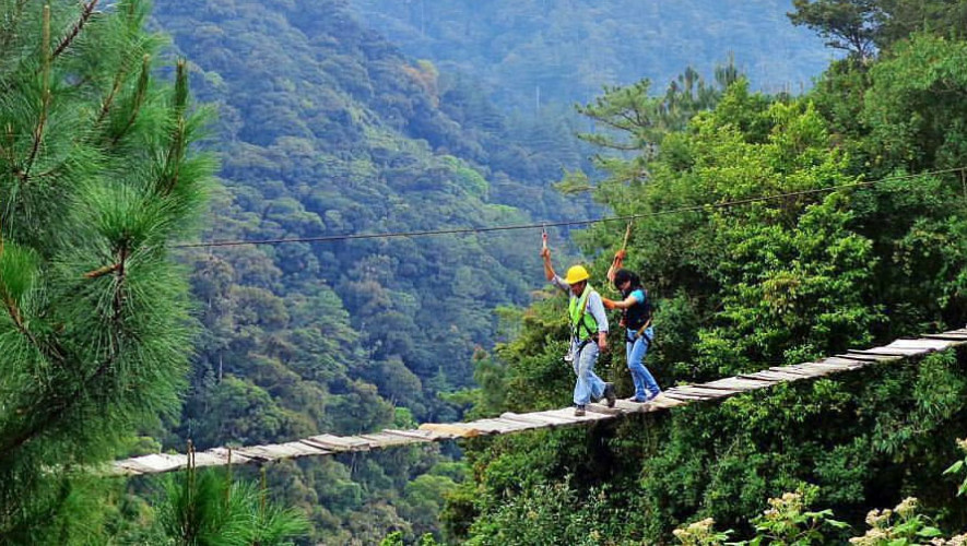 Viaje a parque ecológico Pino Dulce | Enero 2018