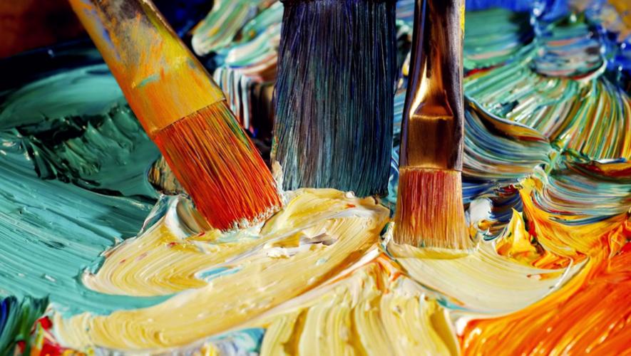 Curso de pintura con óleo en La Casona Centro Cultural | Agosto 2017