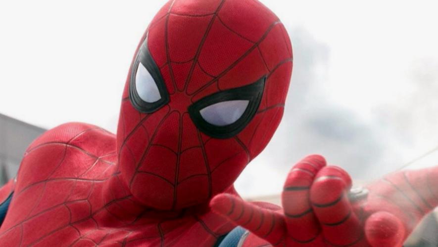 Estreno en Guatemala de Spiderman: Homecoming | Julio 2017