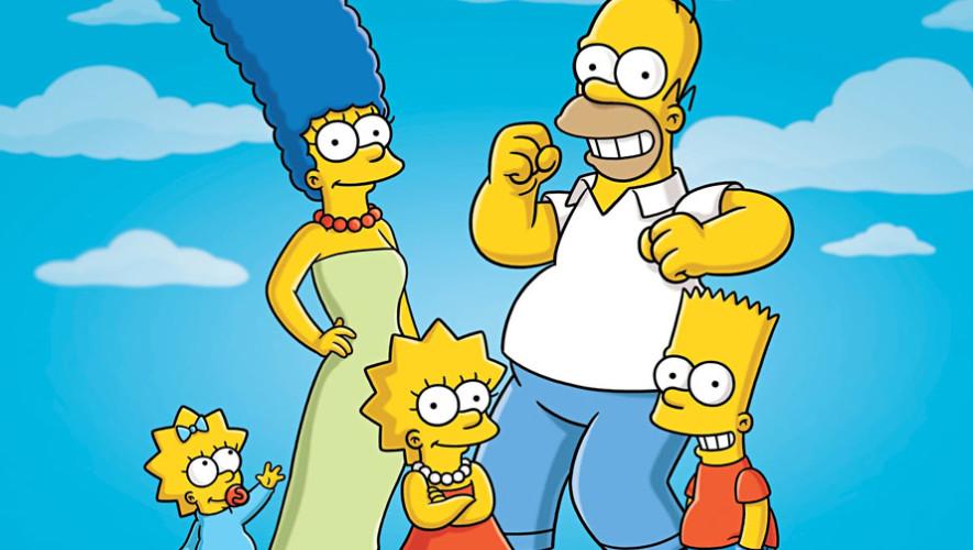 Lunes de Los Simpson en Perro Callejero | Julio 2017
