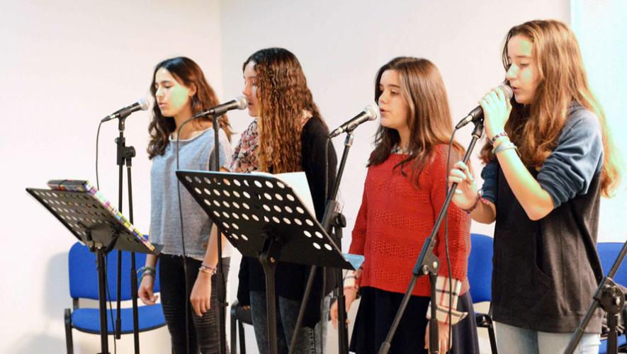 Taller de canto impartido por Magda Angélica | Agosto 2017