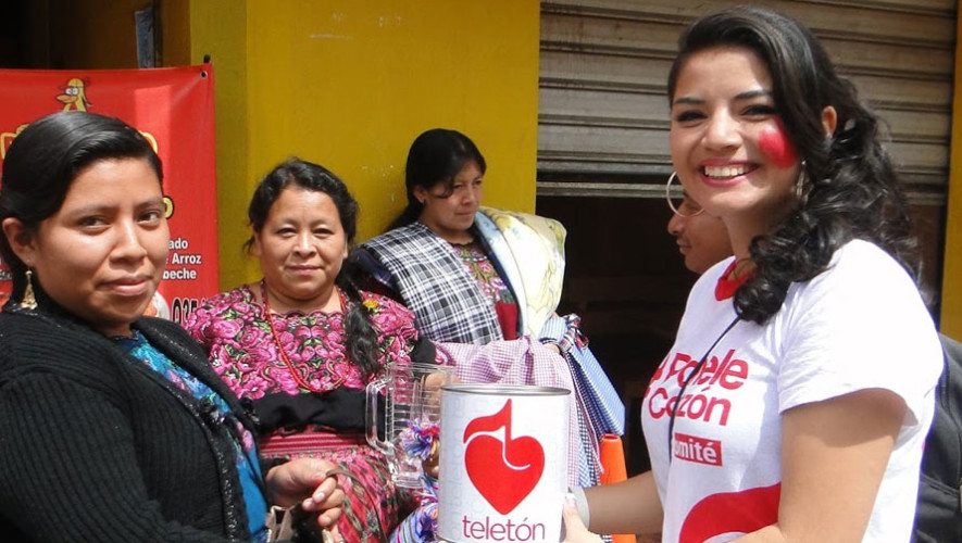 Teletón Guatemala 2018