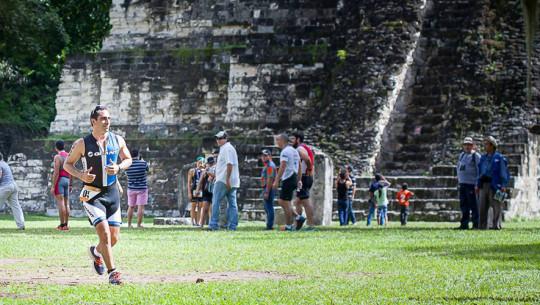 Una de las triatlones más esperadas por los guatemaltecos se celebrará este fin de semana en Petén. (Foto: Ximena García Fotografía)