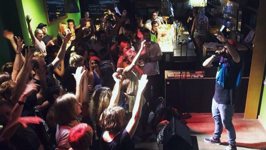 Concierto de rap en Rock'ol Vuh   | Agosto 2017