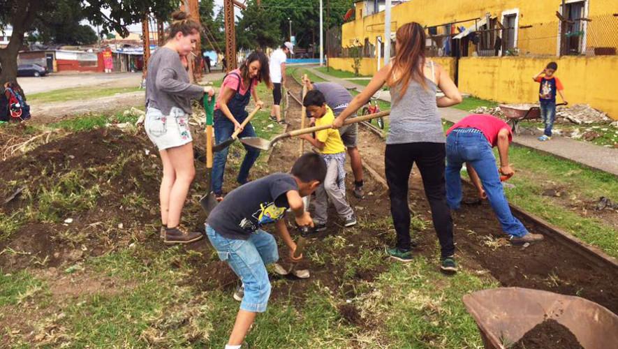 Buscan voluntarios para decorar y mejorar una parte del Barrio Gerona