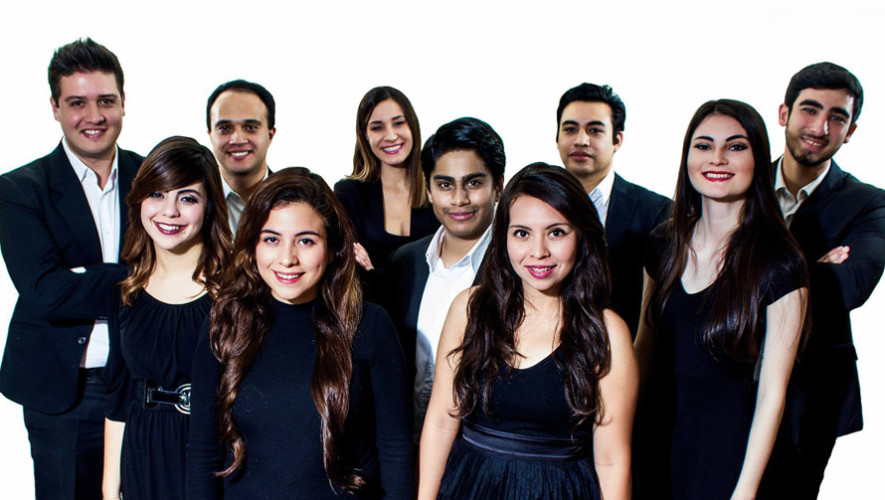 Cafella representará a Guatemala en Rimini International Choral Competition