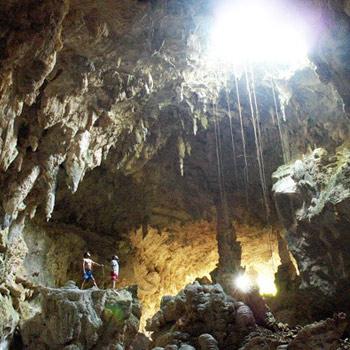 Cuevas de Candelaria, Alta Verapaz