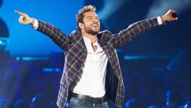 David Bisbal ofrecerá un concierto en Guatemala