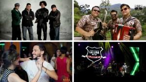Festival de Cumbia en Applebee's Majadas | Agosto 2017