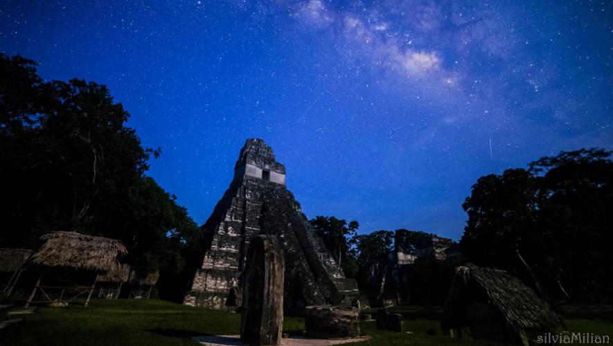 Foto del Parque Nacional Tikal en Petén destaca en ABC Earth