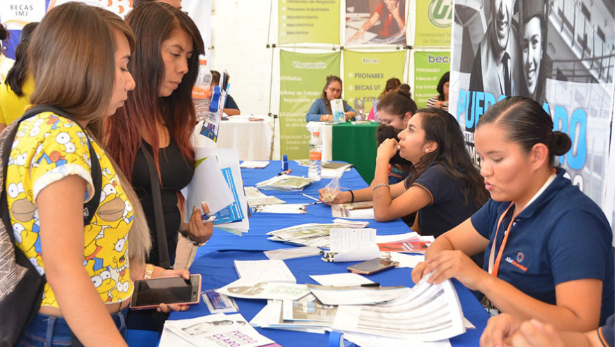 Guatemaltecos podrán optar a becas completas en Estados Unidos 2018