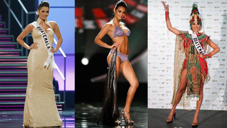 Jessica Scheel llevó a Guatemala al décimo puesto de Miss Universo
