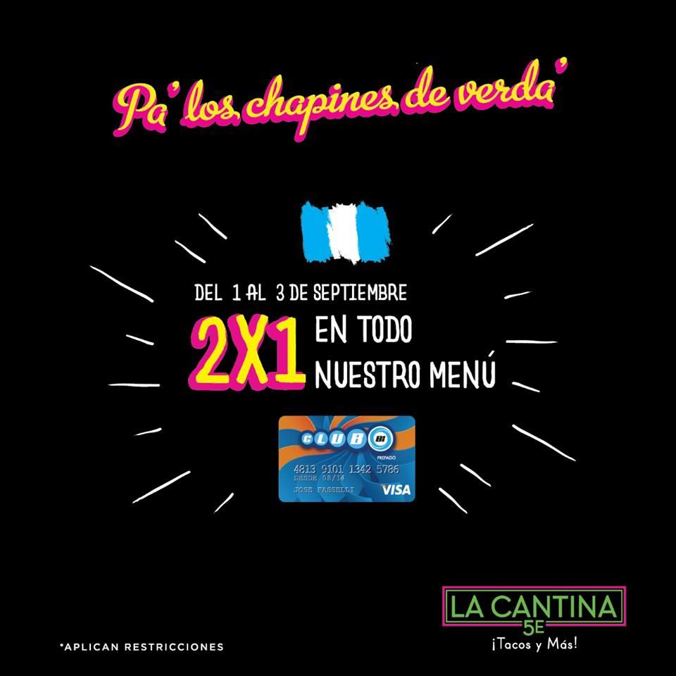 La Cantina 5E Guatemala