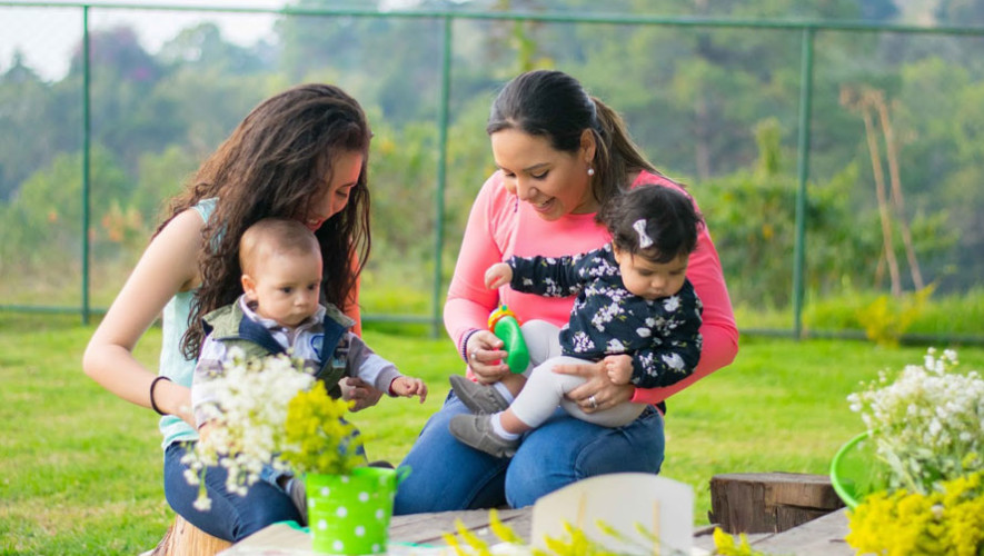 Convivencia gratuita para mamás e hijos en Ciudad de Guatemala | Marzo 2018