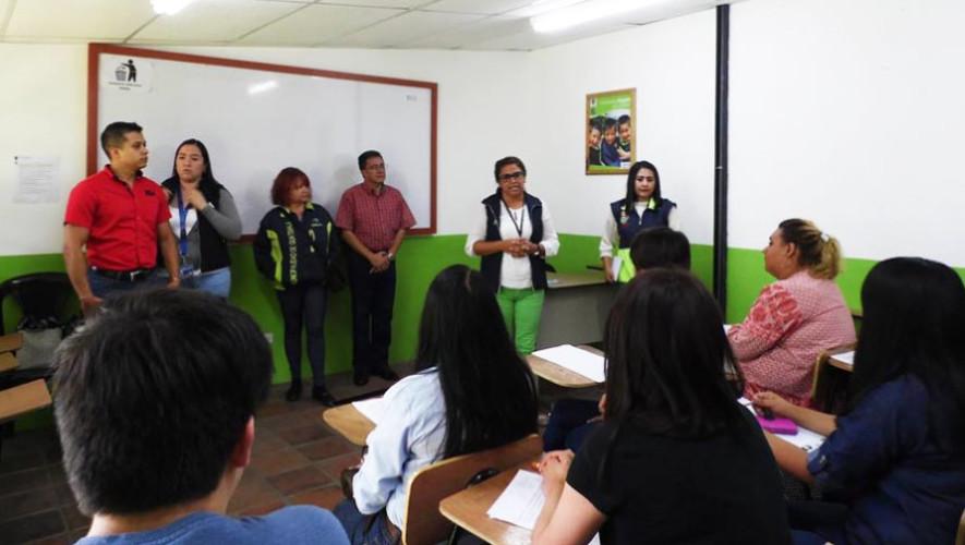 Municipalidad de Guatemala ofrece becas para capacitación técnica