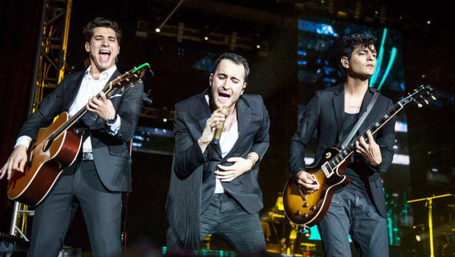 Reik ofrecerá un concierto en la Ciudad de Guatemala
