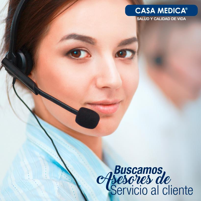Servicio al cliente empleo Guatemala