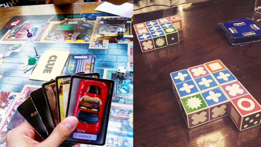Juegos de mesa de tabletop bares alegres con juegos en for Precio juego scrabble mesa