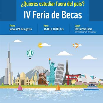 Todos los detalles de la Feria de Becas en la Universidad del Valle