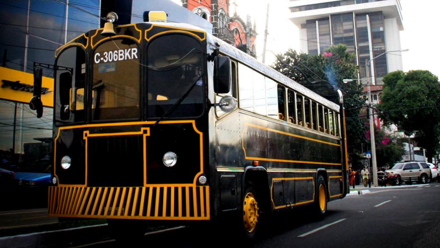 Recorrido en Trolley por barrios antiguos del Centro Histórico | Agosto 2017