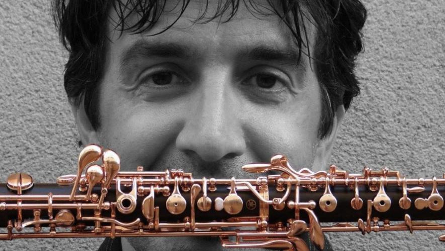 Concierto de Gianfranco Bortolato en el Conservatorio Nacional de Música | Agosto 2017