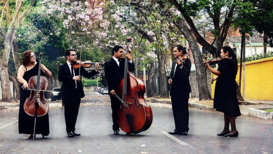 Concierto de Quinteto Ecléctico en La Casa Celeste | Agosto 2017
