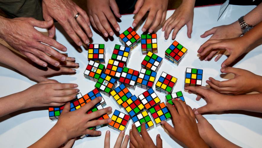 III Torneo Internacional de Rubik en Instituto Guatemalteco Americano | Agosto 2017