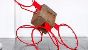 Exposición Órbitas imperfectas de Darío Escobar en The 9.99 Gallery | Agosto 2017