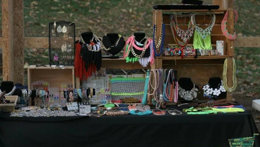 Mercado ecológico en Museo Miraflores   Septiembre 2017