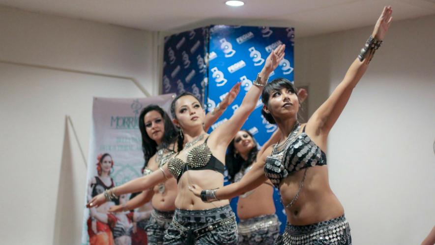 Espectáculo de Danza Tribal en Casa Celeste | Septiembre 2017
