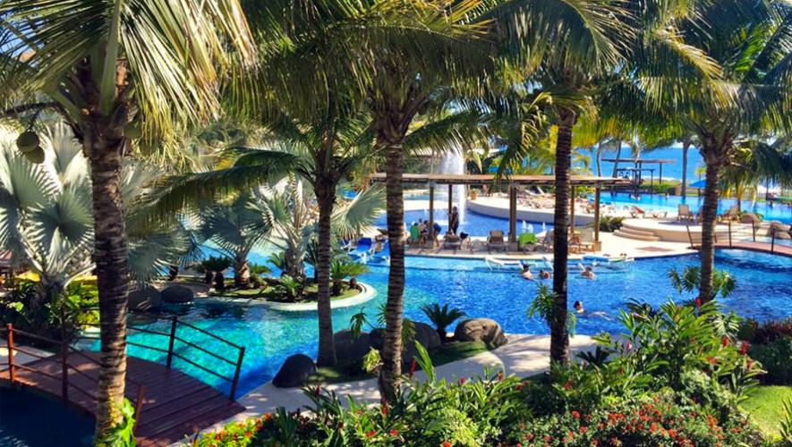 Piscina de villa los cabos piscinas ex ticas en guatemala for Villas los cabos monterrico