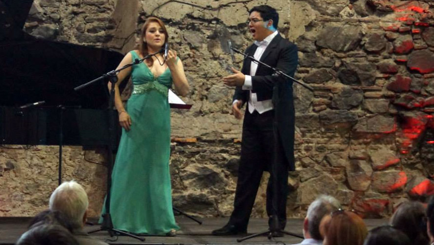 """Recital """"Viva la Música"""" en Antigua Guatemala   Agosto 2017"""