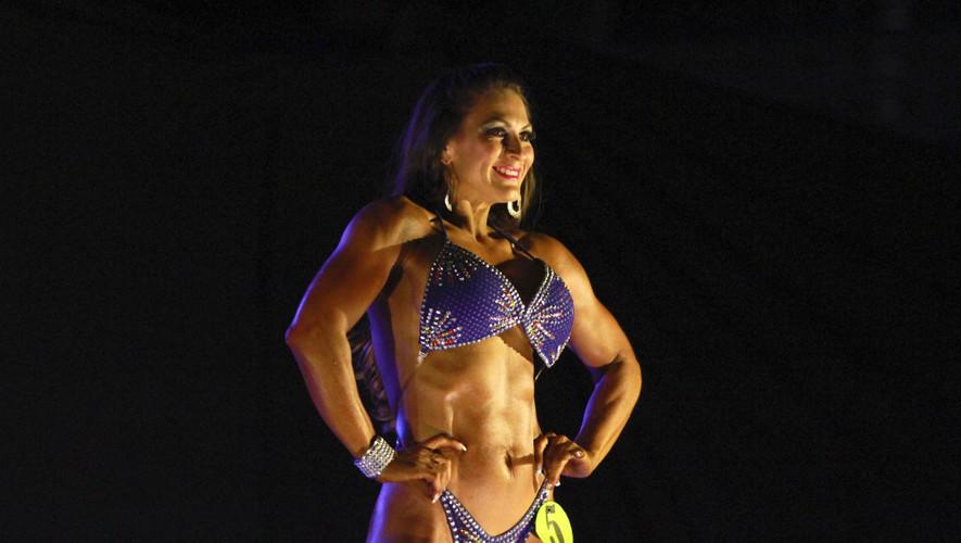 Alva Herrarte fue la campeona absoulta en la rama femenina. (Foto: CDAG)