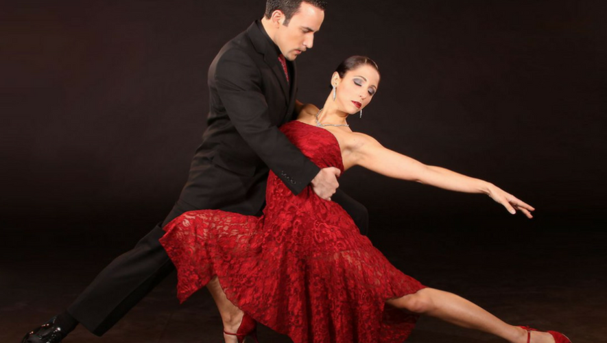 """Noche de Tango por celebración de 1 año de """"Notas de Tango""""   Agosto 2017"""