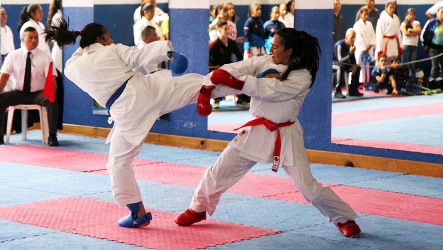 Campeonato Nacional Asunción de Karate Do | Agosto 2017