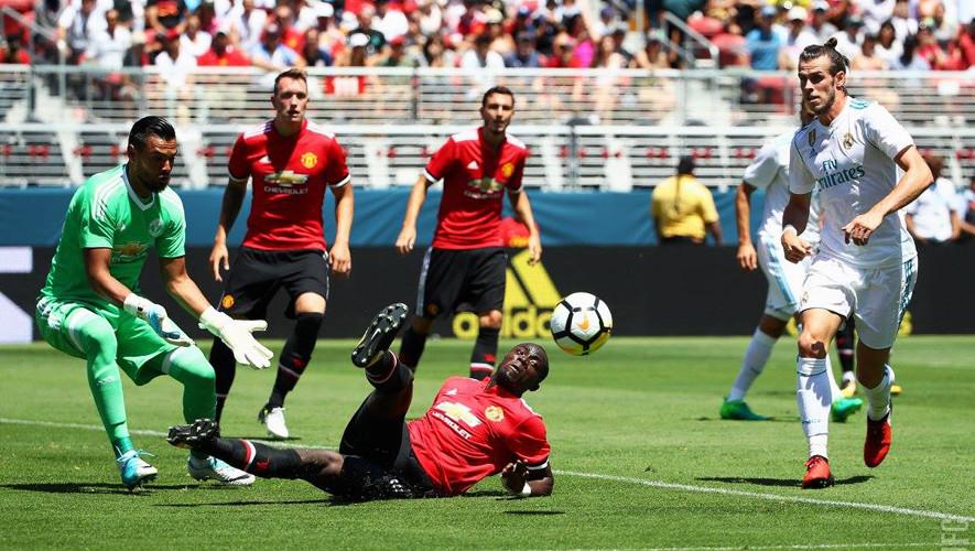 Los dos campeones de Europa se enfrentarán en un partido lleno de emoción en Macedonia. (Foto: Manchester United)