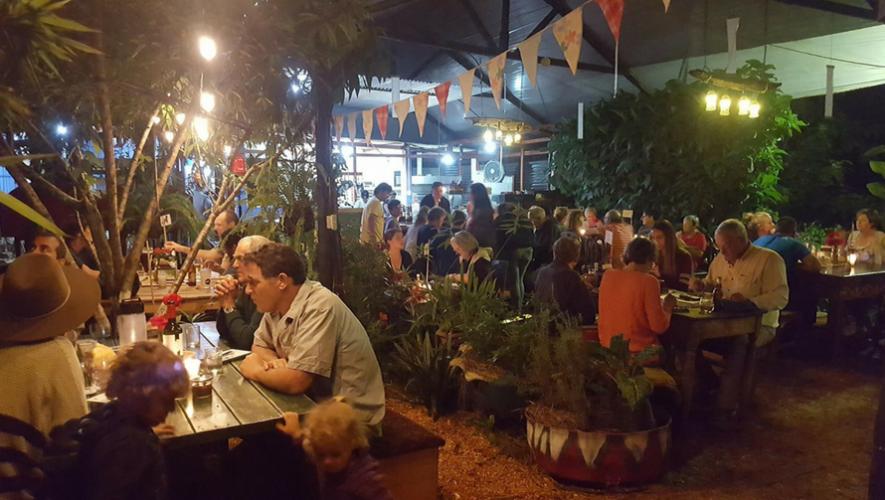 Concierto acústico en Caoba Farms en Antigua Guatemala | Agosto 2017