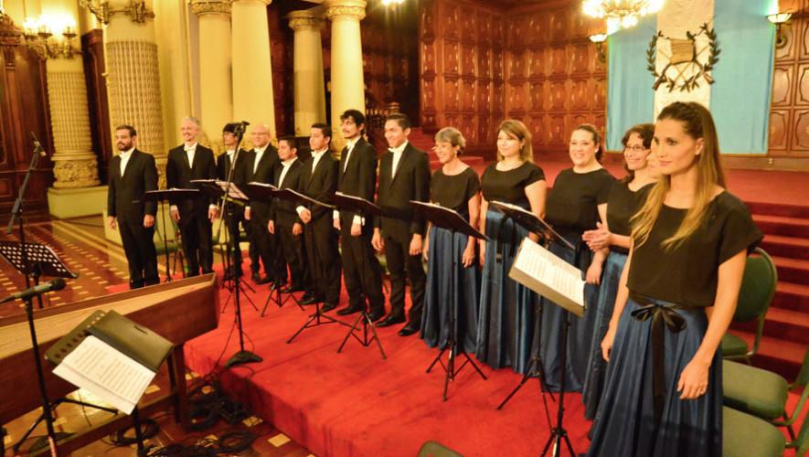 Concierto de Capella Cantorum en Museo Miraflores | Agosto 2017