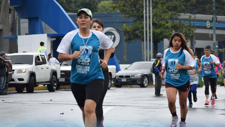 Carrera 10K Clásica ACD de Guatemala | Septiembre 2017