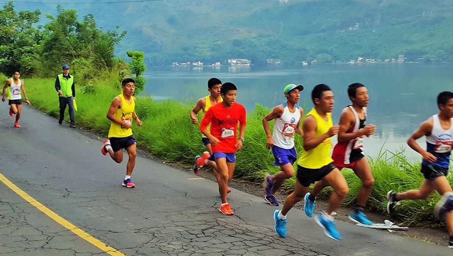 Carrera 5K Corriendo por el lago de Amatitlán | Agosto 2017