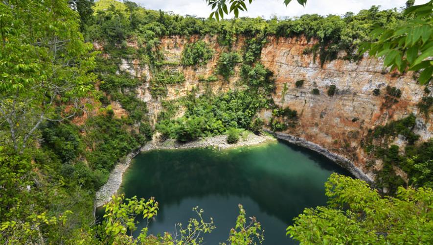 Expedición a Poza del Macho y Cuevas Jovitzinaj   Septiembre 2017
