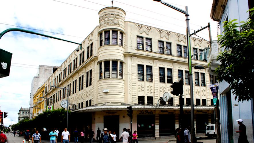 Paseo por lugares de interés en el Centro Histórico   Agosto 2017