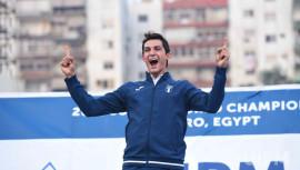 Charles Fernández regresará al Cairo, donde hace menos de un año se consagró campeón juvenil del mundo. (Foto: UIPM)